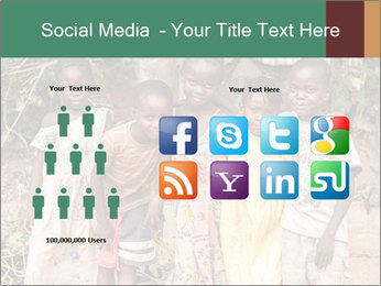 African Kids PowerPoint Templates - Slide 5
