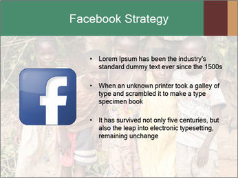 African Kids PowerPoint Template - Slide 6