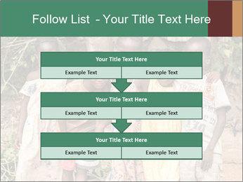 African Kids PowerPoint Templates - Slide 60