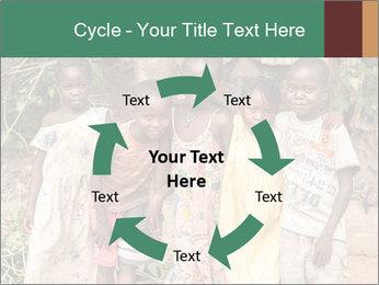 African Kids PowerPoint Template - Slide 62