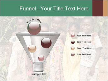 African Kids PowerPoint Template - Slide 63
