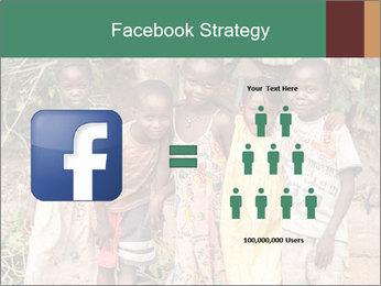 African Kids PowerPoint Template - Slide 7