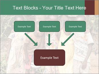 African Kids PowerPoint Template - Slide 70