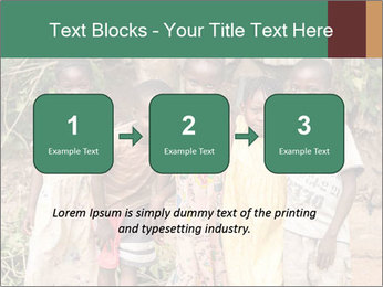 African Kids PowerPoint Template - Slide 71