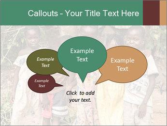 African Kids PowerPoint Template - Slide 73