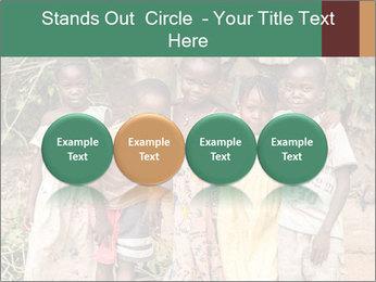 African Kids PowerPoint Template - Slide 76