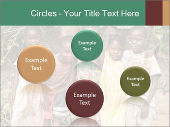 African Kids PowerPoint Template - Slide 77