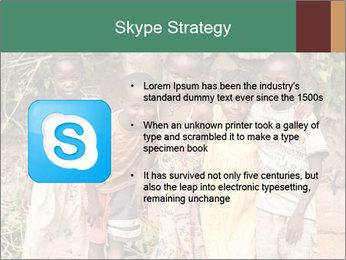 African Kids PowerPoint Template - Slide 8