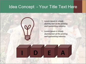 African Kids PowerPoint Template - Slide 80