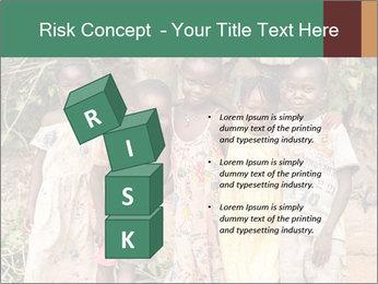 African Kids PowerPoint Template - Slide 81
