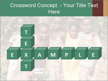 African Kids PowerPoint Templates - Slide 82
