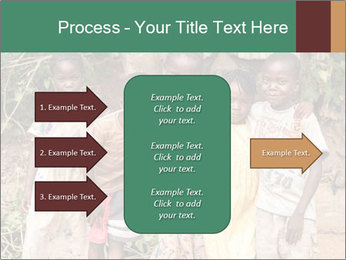 African Kids PowerPoint Template - Slide 85