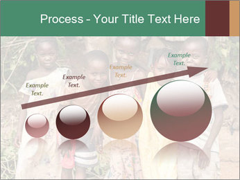 African Kids PowerPoint Template - Slide 87