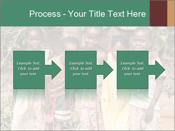 African Kids PowerPoint Template - Slide 88