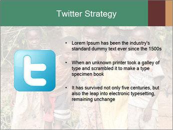 African Kids PowerPoint Template - Slide 9