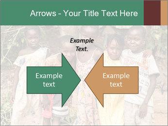 African Kids PowerPoint Template - Slide 90
