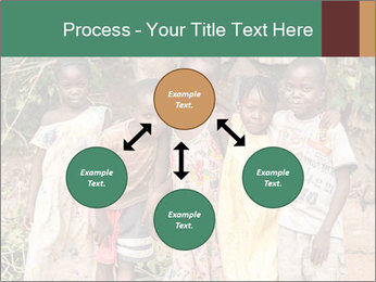 African Kids PowerPoint Template - Slide 91