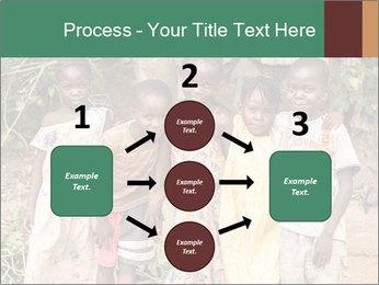 African Kids PowerPoint Template - Slide 92
