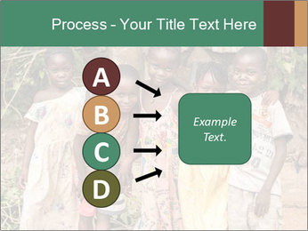 African Kids PowerPoint Template - Slide 94