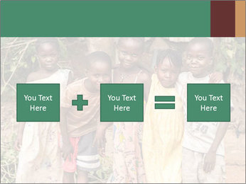 African Kids PowerPoint Template - Slide 95