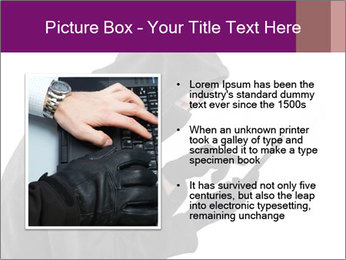 Data Hacker PowerPoint Template - Slide 13