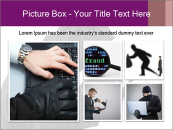Data Hacker PowerPoint Template - Slide 19