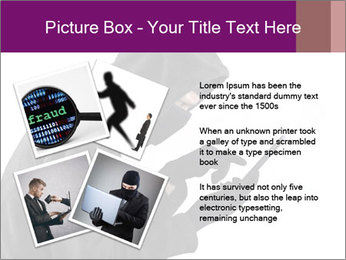 Data Hacker PowerPoint Template - Slide 23