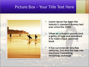Solo Surfer PowerPoint Template - Slide 13
