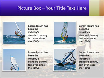 Solo Surfer PowerPoint Template - Slide 14