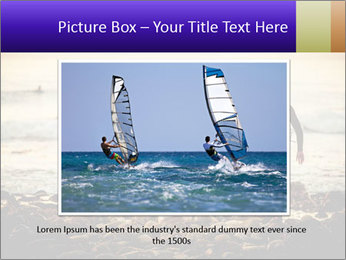 Solo Surfer PowerPoint Template - Slide 15