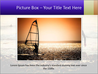 Solo Surfer PowerPoint Template - Slide 16