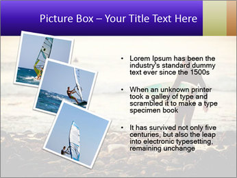 Solo Surfer PowerPoint Template - Slide 17