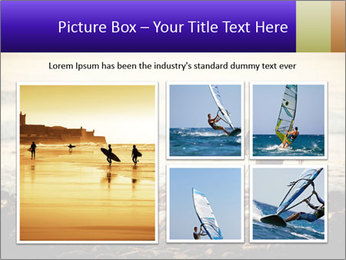 Solo Surfer PowerPoint Template - Slide 19