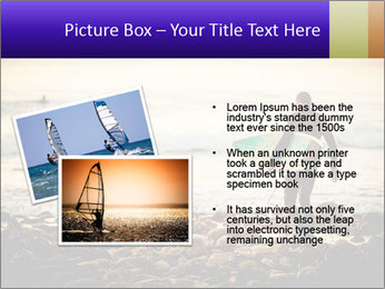 Solo Surfer PowerPoint Template - Slide 20