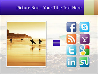 Solo Surfer PowerPoint Template - Slide 21