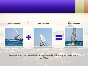 Solo Surfer PowerPoint Template - Slide 22