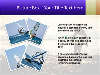Solo Surfer PowerPoint Template - Slide 23