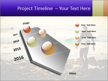 Solo Surfer PowerPoint Template - Slide 26