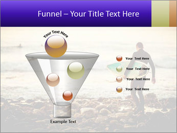 Solo Surfer PowerPoint Template - Slide 63