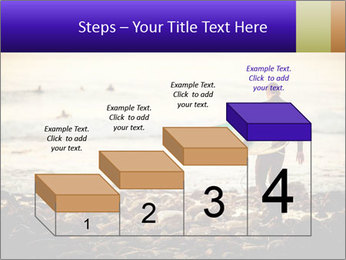 Solo Surfer PowerPoint Template - Slide 64