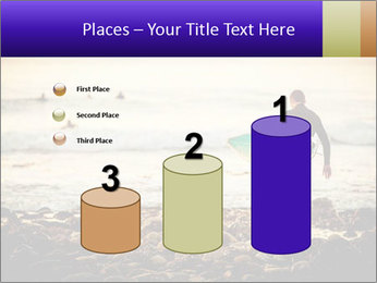 Solo Surfer PowerPoint Template - Slide 65
