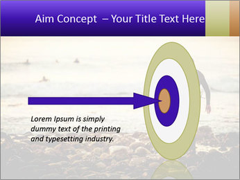 Solo Surfer PowerPoint Template - Slide 83