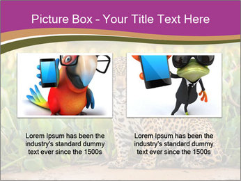Wild Cat PowerPoint Template - Slide 18