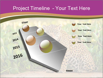 Wild Cat PowerPoint Template - Slide 26