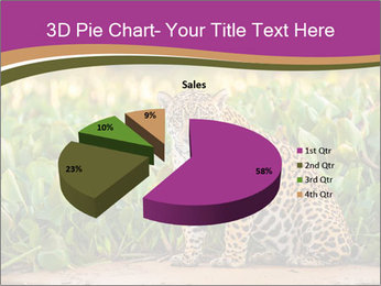 Wild Cat PowerPoint Template - Slide 35