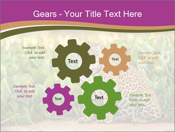 Wild Cat PowerPoint Template - Slide 47