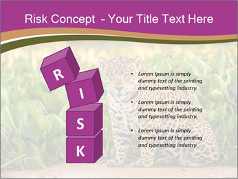 Wild Cat PowerPoint Template - Slide 81