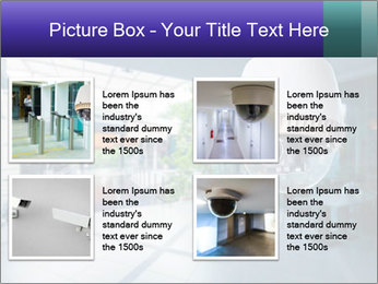 Video Security System PowerPoint Template - Slide 14