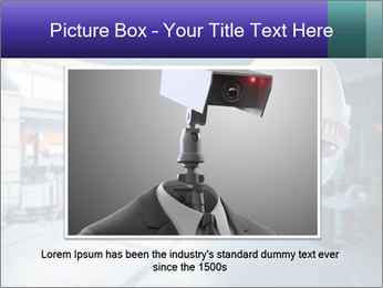 Video Security System PowerPoint Template - Slide 15