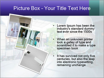Video Security System PowerPoint Template - Slide 17